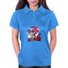 Karate to the death for a bowl of mungo beans Womens Polo