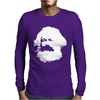 Karl Marx Mens Long Sleeve T-Shirt