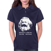Karl Marx Without a Beard You're Nothing Womens Polo