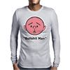 Karl Pilkington, Bullshitman Mens Long Sleeve T-Shirt