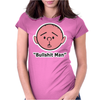 Karl Pilkington, Bullshitman Womens Fitted T-Shirt