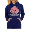 Karl Pilkington, Bullshitman Womens Hoodie