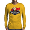 Karl Pilkington - Bullsh*tman Mens Long Sleeve T-Shirt