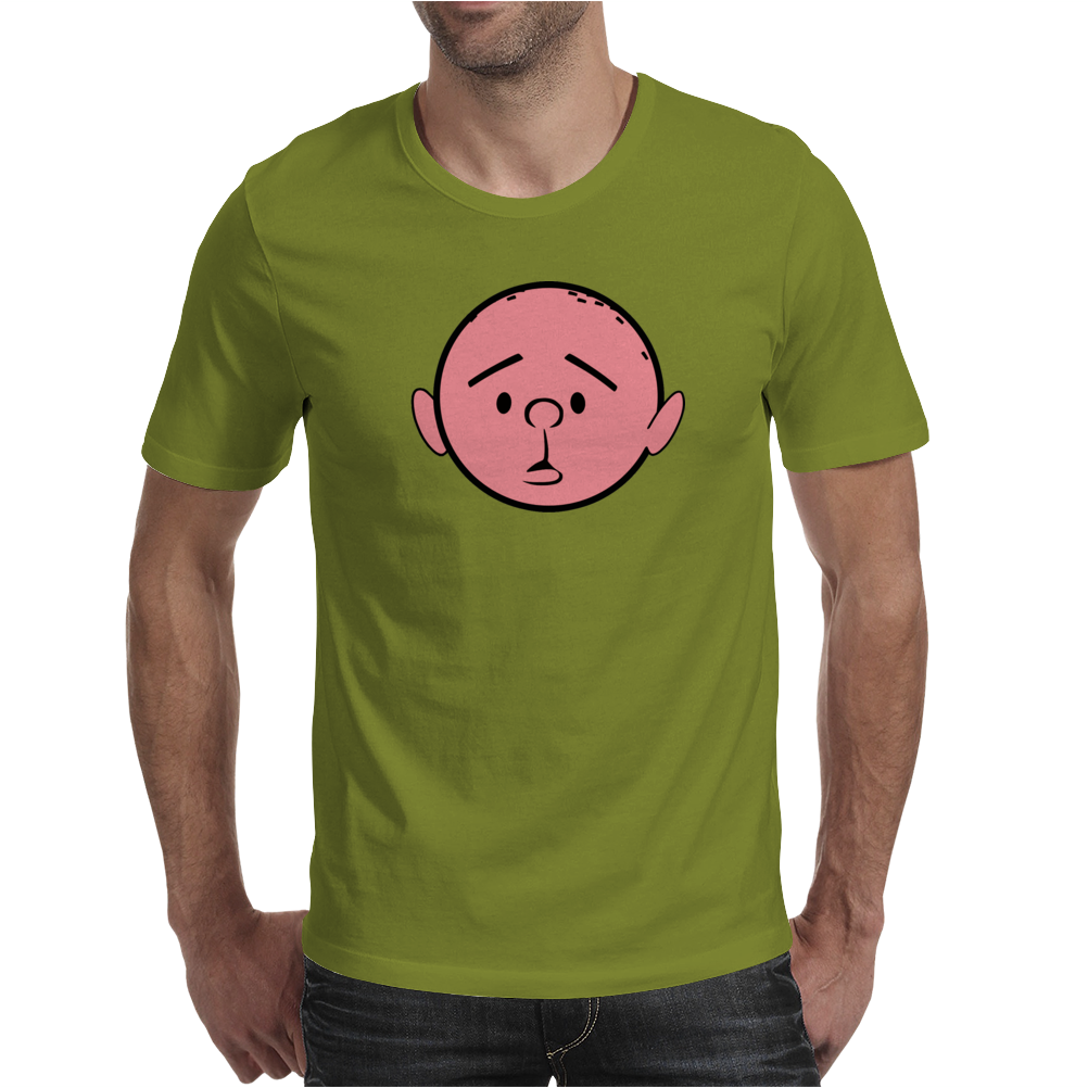 Karl Pilkington from the Ricky Gervais TV Show Mens T-Shirt