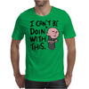 Karl Pilkington, I Cant Be Doin With This Mens T-Shirt