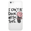 Karl Pilkington, I Cant Be Doin With This Phone Case