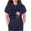 Karl Pilkington, I Cant Be Doin With This Womens Polo