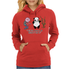 Karl Pilkington, I Will Kick A Panda Quote Womens Hoodie