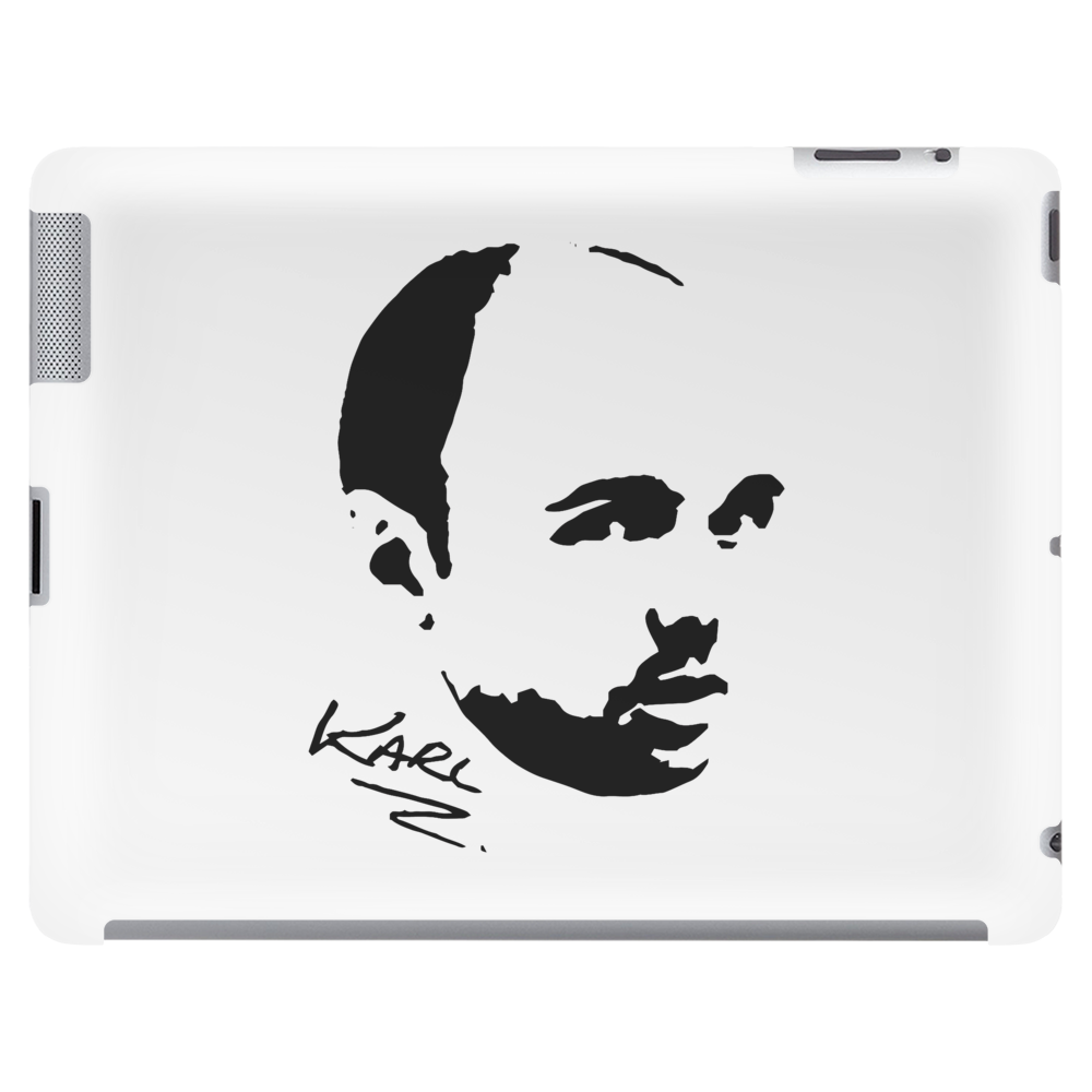Karl Pilkington, Karl Tablet