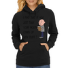 Karl Pilkington Quote Womens Hoodie