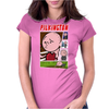 Karl Pilkington Womens Fitted T-Shirt
