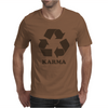 Karma Recycle Mens T-Shirt