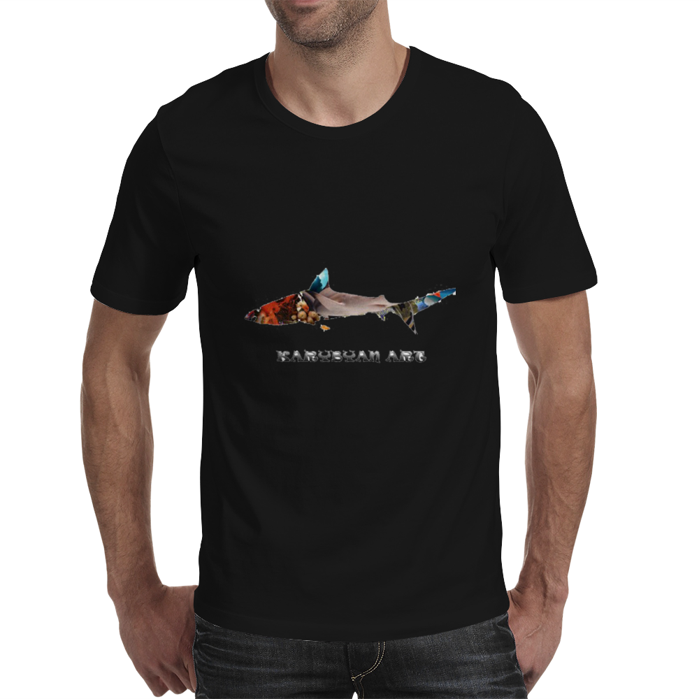 Karybyan shark 2 Mens T-Shirt