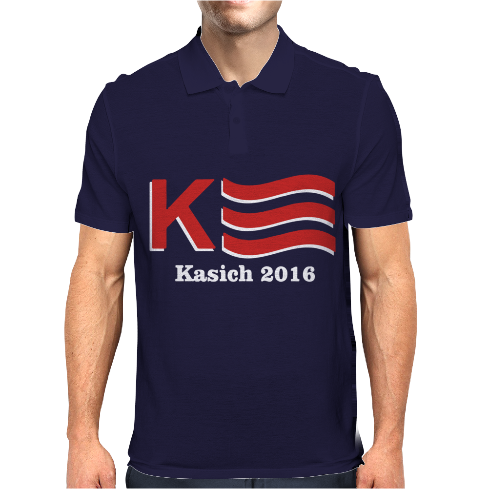 Kasich 2016 Mens Polo