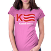 Kasich 2016 Womens Fitted T-Shirt