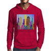 Kathy and Mitchell Live Mens Hoodie