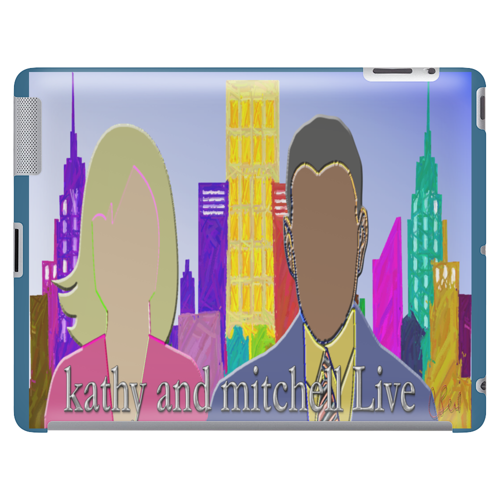 Kathy and Mitchell Live Tablet