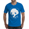Kawaii Panda Anime Mens T-Shirt