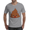 Kawaii style poop Mens T-Shirt