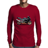 Kawasaki ZX12-R Mens Long Sleeve T-Shirt