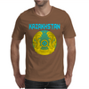 Kazakhstan Coat Of Arms Mens T-Shirt