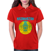 Kazakhstan Coat Of Arms Womens Polo