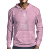 Keep Calm and Demand Trial By Combat Mens Hoodie