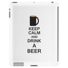 Keep calm and drink a beer Tablet
