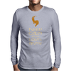 Keep Calm And Join Lokis Army Mens Long Sleeve T-Shirt