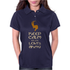 Keep Calm And Join Lokis Army Womens Polo