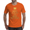Keep Calm and Keep ER Goin! Mens T-Shirt