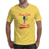 Keep Calm And Pitch On Mens T-Shirt
