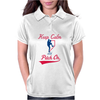 Keep Calm And Pitch On Womens Polo