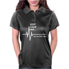 Keep Calm and...Not That Calm Funny Womens Polo