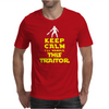 Keep Calm I'll handle this traitor Mens T-Shirt