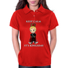 keep calm its kingsday Womens Polo