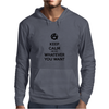 Keep calm or do whatever you want Mens Hoodie