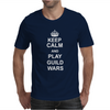 KEEP CALM PLAY GUILD WARS Mens T-Shirt