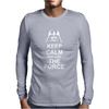 Keep Calm Star Wars La Forza Mens Long Sleeve T-Shirt