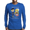 Keep calm the dutch are coming Mens Long Sleeve T-Shirt
