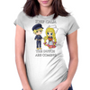 Keep calm the dutch are coming Womens Fitted T-Shirt