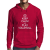 Keep Calm & Volleyball Mens Hoodie