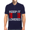 Keep It Lowered Mens Polo