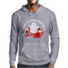Keep It Real Fat Boy laughing Buddha Mens Hoodie