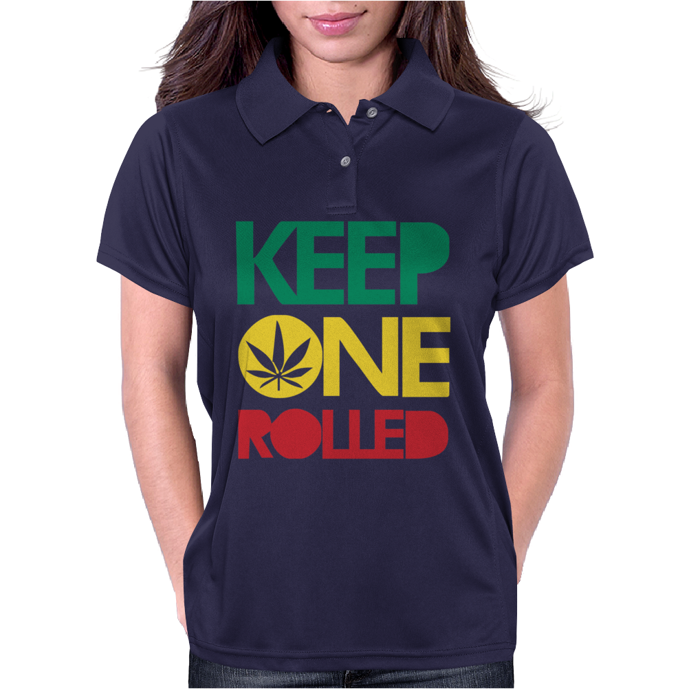 Keep ONE Rolled Womens Polo