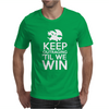 Keep Outraging Mens T-Shirt