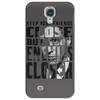 KEEP YOUR FRIENDS CLOSE Phone Case