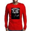 Keepers Of The Faith Mens Long Sleeve T-Shirt