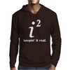 KEEPIN' IT REAL Mens Hoodie
