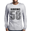 Keith Haring, Mens Long Sleeve T-Shirt